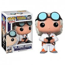 Back to the Future POP! sběratelská figurka Doc Brown 10 cm