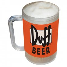 Simpsonovi korbel Freezable Tankard Duff Beer