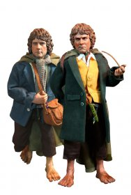 Lord of the Rings figurky 2-Pack Merry & Pippin 20 cm - VYPRODAN