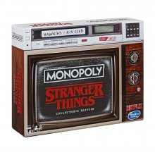 Stranger Things desková hra Monopoly Collectors Edition *English