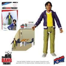 The Big Bang Theory Akční Figurky with Diorama Set Raj 10 cm