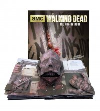 Walking Dead 3D Pop-Up kniha