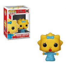 Simpsons POP! TV Vinylová Figurka Maggie 9 cm