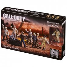 Stavebnice Call of Duty Mega Bloks Zombies Horde
