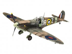 Iron Maiden Model Kit 1/32 Spitfire Mk.II 29 cm