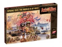 Avalon Hill desková hra Axis & Allies Anniversary Edition englis