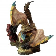 Monster Hunter PVC Socha CFB Creators Model Tigrex Resell Versi