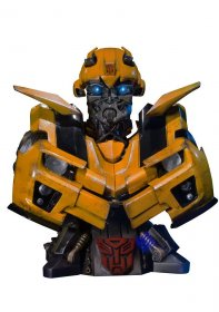 Transformers 2 Revenge of the Fallen Bust Bumblebee 16 cm