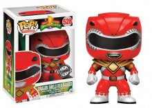 Power Rangers POP! Movies Vinylová Figurka Dragon Shield Red Ran