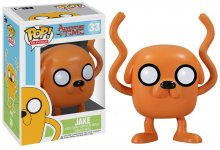 Adventure Time POP! Vinylová Figurka Jake 10 cm
