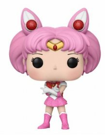 Sailor Moon POP! Animation Vinylová Figurka Sailor Chibi Moon 9