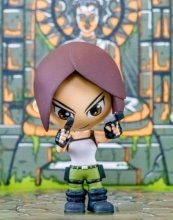 Tomb Raider mini figurka Lara Croft Lootcrate Exclusive 8 cm