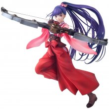 Kabaneri of the Iron Fortress Hdge Technical No. 18 Statue Ayame