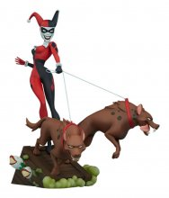 DC Animated Series Collection Socha Harley Quinn 41 cm