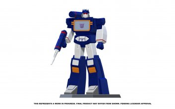 Transformers PVC Socha Soundwave 23 cm