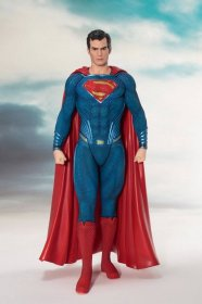 Justice League Movie ARTFX+ Socha 1/10 Superman 19 cm