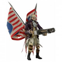 BioShock Infinite figurka Benjamin Franklin Heavy Hitter Patriot
