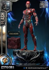 Justice League Sochas Flash & Flash Exclusive 83 cm prodej v sad