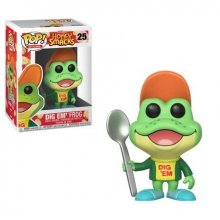 Honey Smacks POP! Ad Icons Vinyl Figure Dig'em Frog 9 cm