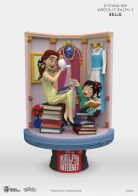 Ralph Breaks the Internet D-Stage PVC Diorama Belle & Vanellope