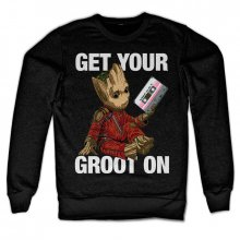 Guardians Of The Galaxy mikina Get Your Groot On VELIKOST S