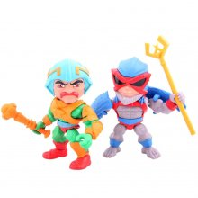 Masters of the Universe Akční figurka 2-Pack Stratos & Man-At-Ar