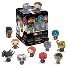 Marvel Comics Pint Size Heroes mini figurky 6 cm Display Marvel