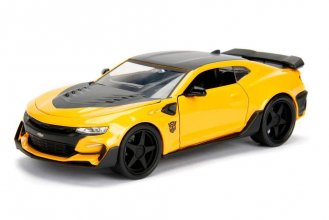 Transformers The Last Knight Diecast Model 1/24 Bumblebee Chevro