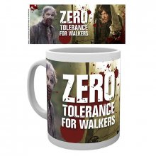 Walking Dead hrnek No Tolerance For Walkers