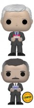 Jeopardy! POP! TV Vinyl Figures Alex Trebek 9 cm prodej v sadě (