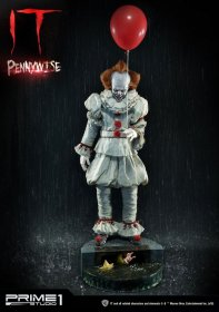 Stephen Kings Es 2017 Socha 1/2 Pennywise 111 cm