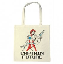 Captain Future Tote Bag