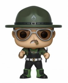 WWE POP! Vinyl Figure Sgt. Slaughter 9 cm