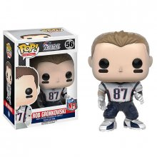 NFL POP! Football figurka Rob Gronkowski (New England Patriots)