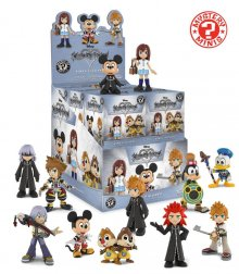 Kingdom Hearts Mystery Minis Vinyl Mini Figures 6 cm Display Cla