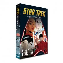Star Trek Graphic Novel Collection Vol. 8: Starfleet Academy Cas