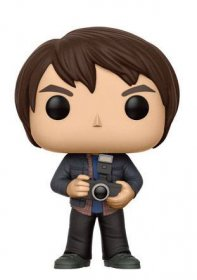 Stranger Things POP! TV Vinyl Figure Jonathan (with Camera) 9 cm