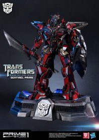 Transformers: Dark of the Moon Socha Sentinel Prime 73 cm