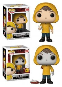 Stephen King's It 2017 POP! Movies Vinylové Figurky Georgie Den
