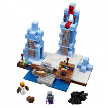 LEGO Minecraft stavebnice The Ice Spikes 21131