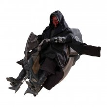 Star Wars Episode I DX Series Action Figure 1/6 Darth Maul & Sit