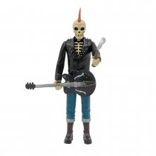 Rancid ReAction Akční figurka Skeletim 10 cm