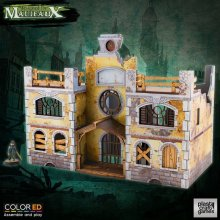 Malifaux ColorED Miniature Gaming Model Kit 32 mm Sanitarium