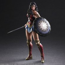 Wonder Woman Movie Play Arts Kai Akční figurka Wonder Woman 25 c