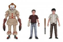 Stephen King's It 2017 Action Figures 3-Pack Pennywise, Richie,
