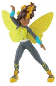DC Comics Super Hero Girls mini figurka Bumble Bee 9 cm