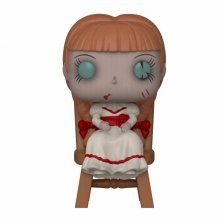 The Conjuring POP! Movies Vinylová Figurka Annabelle in Chair 9