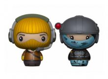 Fortnite Pint Size Heroes mini figurky 2-Pack Raptor & Elite Age