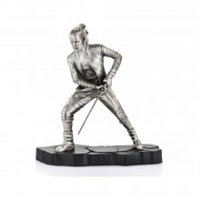 Star Wars Pewter Collectible Socha Rey Limited Edition 19 cm