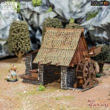 Age of Fantasy ColorED Miniature Gaming Model Kit 28 mm Lumber M